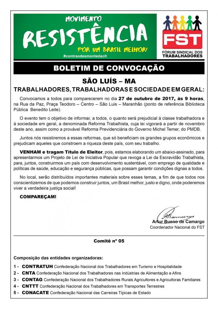 Convocação_27-10_SãoLuis-MA_Publico_Email